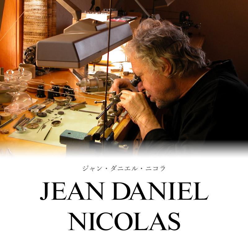 JEAN DANIEL NICOLAS